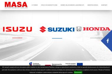 Honda Masa. Autoryzowany dealer - Samochody osobowe Zielona Góra