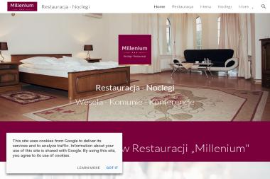 Millenium. Restauracja, noclegi, konferencje - Gastronomia Oborniki