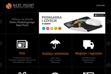 Next Point. Sp. z o.o. - Oprogramowanie Sklepu Internetowego Otrębusy