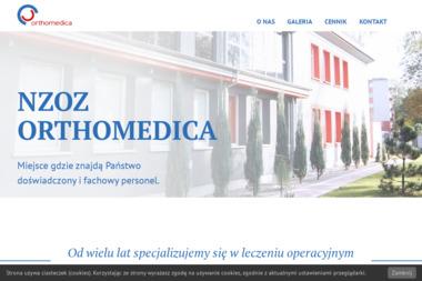 Orthomedica. Sp. z o.o. - Ortopeda Poznań
