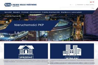 PKP SA. Oddział Gospodarowania Nieruchomościami w Warszawie - Mieszkania Warszawa