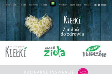 Gospodarstwo Ogrodniczo - Hodowlane. H.Z. Ziembińscy - Cukiernia Warszawa