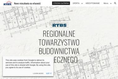 RTBS. Sp. z o.o. Budowa mieszkań, sprzedaż mieszkań, zarządzanie nieruchomościami - Domy pod klucz Lubin