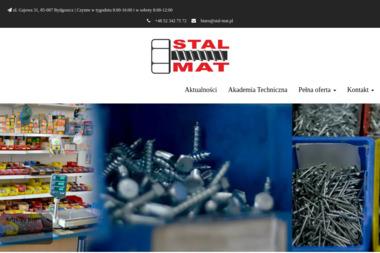 Stal-Mat. Hurtownia artykułów metalowych - Huty metali, walcownie Bydgoszcz