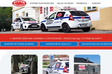 SYSTEM SECURITY - Agencja ochrony KRAKÓW