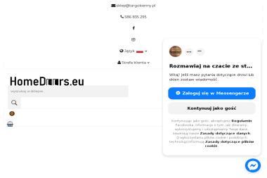 P.W. Otwarte Aleksander Kleczewski - Okna drewniane Sobowidz