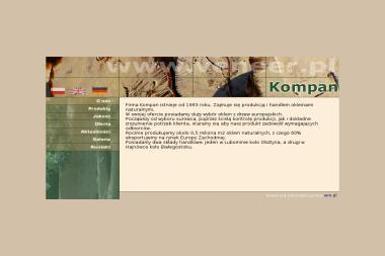 Kompan. Okleiny meblowe - naturalne - Akcesoria Meblowe Olsztyn