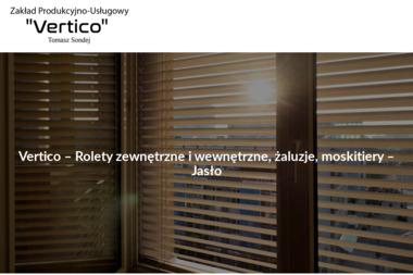 Vertico - Moskitiery Jasło