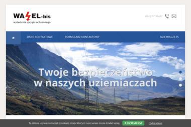 Wael-bis. Wytwórnia sprzętu ochronnego - Zaopatrzenie w energię elektryczną Kraków