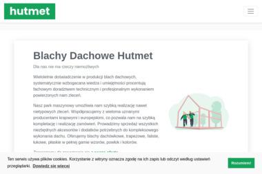 Hutmar Producent Blach Dachowych - Pokrycia dachowe Chmielowice