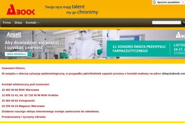 Abook. Sp. z o.o. - Odzież robocza Warszawa