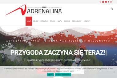 Adrenalina-Park Sp. z o o - Imprezy integracyjne Gm. Katy Wrocławskie
