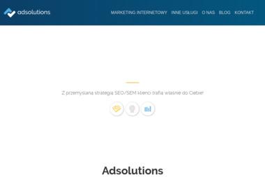 Adsolutions s.c. - Pozycjonowanie stron Wilkowice