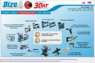 BizeA sp. z o.o. - Szafy Baniocha