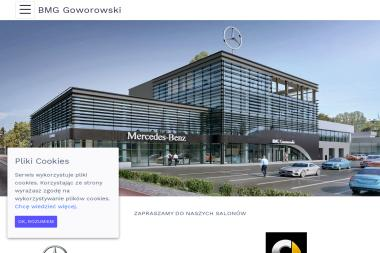 Mercedes-Benz BMG - Samochody osobowe Gdynia