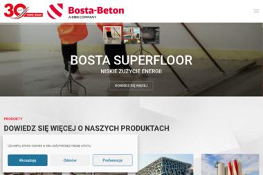 P.P.M.B. Bosta-Beton Sp. z o. o. - Styropian Białystok