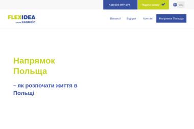 Flexidea. Sp. z o.o. Agencja pracy tymczasowej, rekrutacja, doradztwo - Agencja Doradztwa Personalnego Łódź