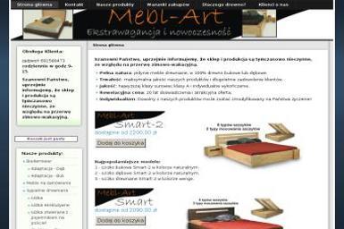 Mebl-art - Meble do salonu Wałcz
