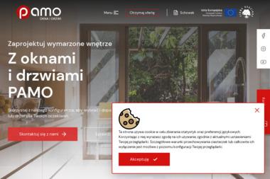 PAMO-Plast. Sp. z o.o. Producent okien i drzwi - Drzwi Ustrzyki Dolne