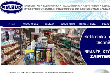 P.M. Bud. Henryk Prandota - Skrzynki Elektryczne Katowice