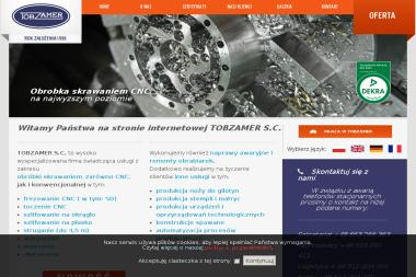 Tobzamer. Zakład Usług Mechaniczno - Elektrycznych - Serwis urządzeń Warszawa