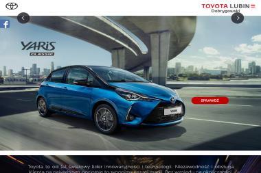 Dobrygowski. Sp. z o.o. Toyota Lubin - Samochody osobowe Lubin