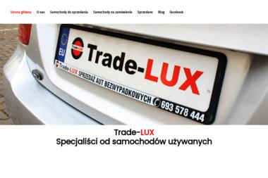 Trade-LUX - Moda Damska Libiąż