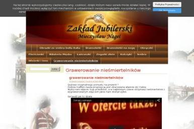 Zakład Jubilerski - Kosze prezentowe Gniew