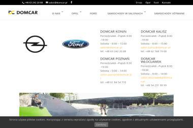 Wega-Auto. Sp. z o.o. Autoryzowany dealer Opla i Chevroleta - Sprzedawcy samochodów dostawczych Świdnica