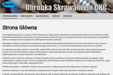 P.W.MIGMET BIS - Meble BYDGOSZCZ