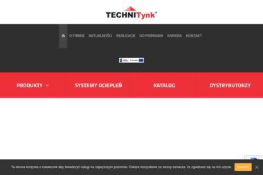 Technitynk - Elewacje Wierzbica