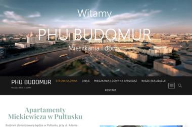 BUDOMUR - Budowa domów Nasielsk