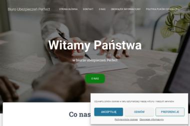 Biuro ubezpieczeń Perfect - Ubezpieczenia OC Łódź