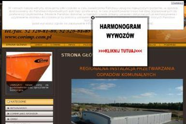 Corimp. Sp. z o.o. - Oczyszczanie ścieków, uzdatnianie wody Bydgoszcz