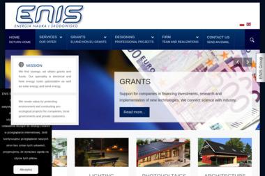 ENIS Sp. J. - Dotacje unijne Andrychów