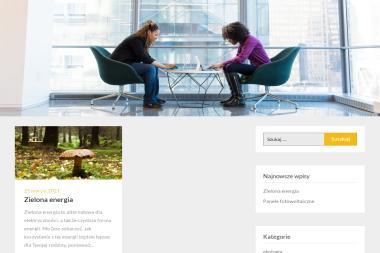 Gaja. Projektowanie i pielęgnacja terenów zielonych - Tarasy Poczta Dobra Szczecińska) Wołczkowo