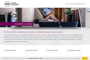Centrum Stomatologii Estetycznej Karina Drosd - Medycyna estetyczna Toruń