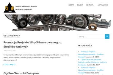Zakład Mechaniki Maszyn S.C. Zdzisław Borkowski, Janusz Borkowski, Dorota Borkowska - Ogrodzenia panelowe Wrocław