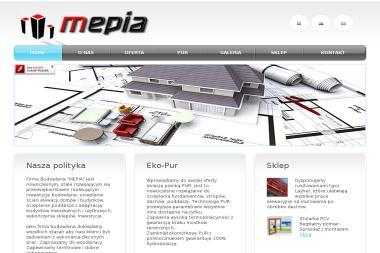 Mepia - Ocieplenie Pianką Wodzisław