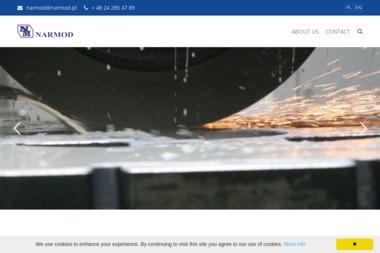 Narmod. Sp. z o.o. Zakład narzędziowy. Produkcja narzędzi i przyrządów specjalnych - Narzędzia Żychlin gm. Żychlin