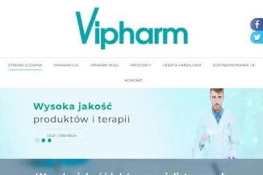 Vipharm SA - Apteki Warszawa
