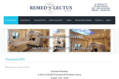 Remed + Lectus - Psycholog Gdańsk