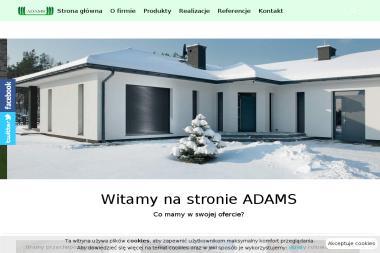 ADAMS Z.P.U. - Okna PCV Legionowo