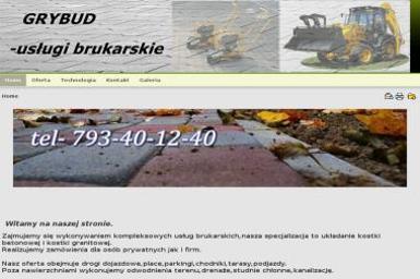 GRYBUD - Odśnieżanie dróg i placów Wrocław