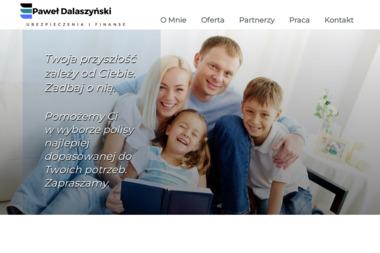Ubezpieczenia i Finanse Paweł Dalaszyński - Ubezpieczenia Leszno