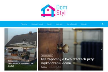 Dom i Styl. Meble, lampy, kompleksowa dekoracja tkaninami - Szafy na wymiar Bydgoszcz