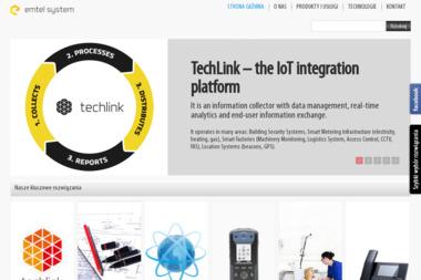 Emtel System. Centrale telefoniczne, systemy przywoławcze, łączność bezprzewodowa - Systemy i usługi Poznań