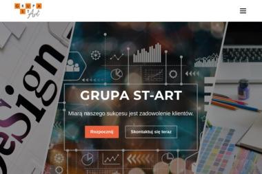 Agencja Reklamowa Grupa ST-ART - Pozycjonowanie stron Legionowo
