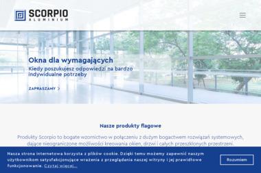 LFO SCORPIO aluminium Sp. z o.o. - Okna Aluminiowe Lubin