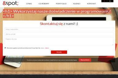 Grupa SPOT SJ - Programista Gliwice